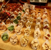 It's a nutty business all these tapas!