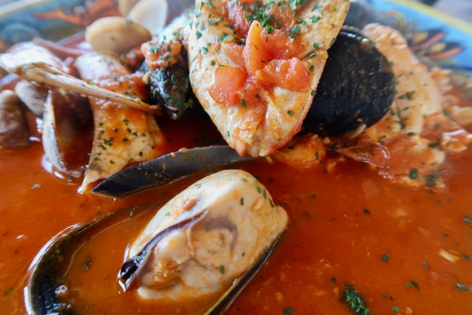 Cioppino. See the love right there