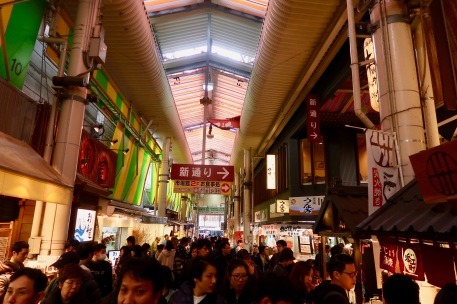 Market interior.