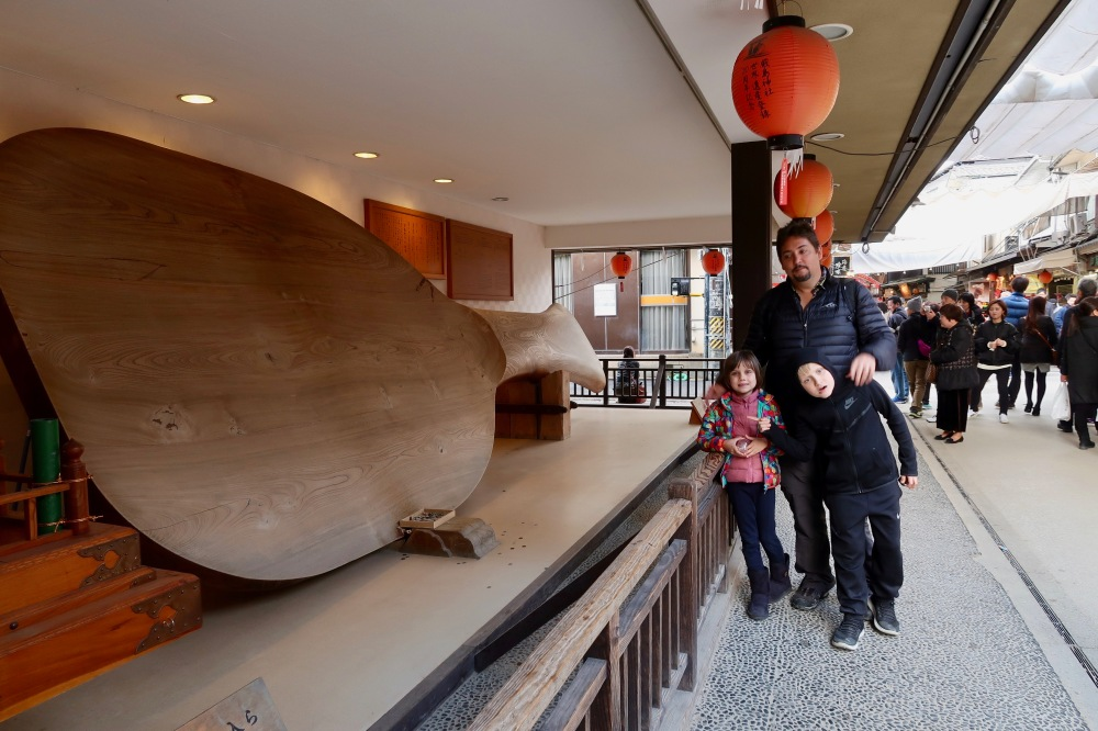 The biggest rice paddle in the world